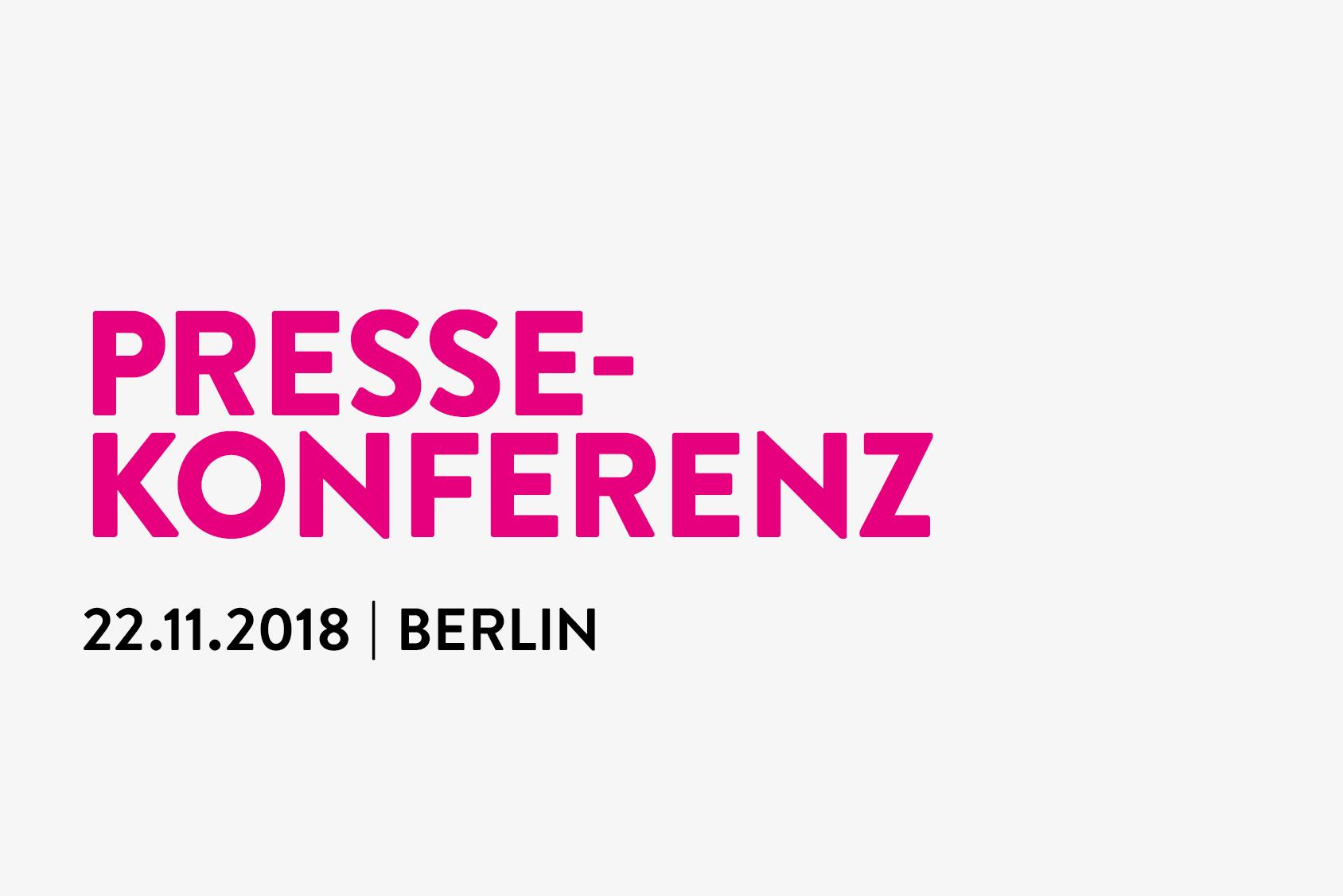 Warum Verbraucher ihre Rechnungen nicht zahlen und wie Inkasso-Unternehmen arbeiten: Eine Pressekonferenz am 22.11.2018 in Berlin